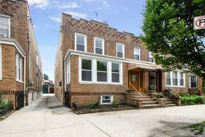 Ridgewood Multi Family Home For Sale: 2126 Bleecker St