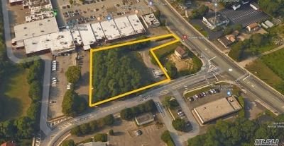Pt.jefferson Sta Residential Lots & Land For Sale: 590 Route 112