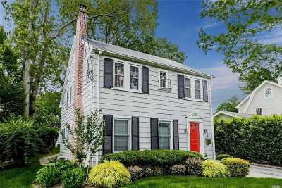 Syosset Single Family Home For Sale: 32 Schoolhouse Ln