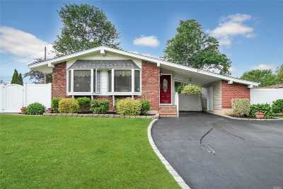 Commack Single Family Home For Sale: 39 Hayrick Ln