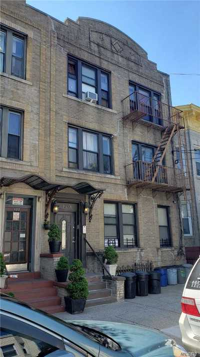 Brooklyn Multi Family Home For Sale: 120 Sheridan Ave
