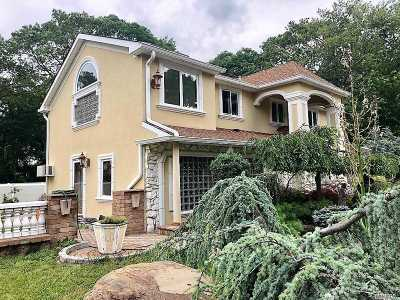 Central Islip Single Family Home For Sale: 8 Cone Ave