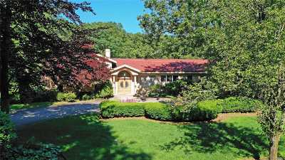 Brookville Single Family Home For Sale: 3 Ivy Ct