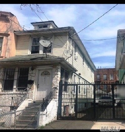 Brooklyn Multi Family Home For Sale: 503 E 49th St