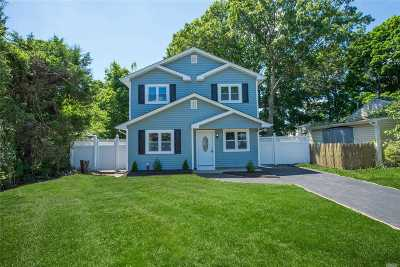 Shirley Single Family Home For Sale: 12 Wellwood Dr