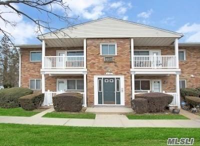 Central Islip Condo/Townhouse For Sale: 55 Adams Rd #2-A