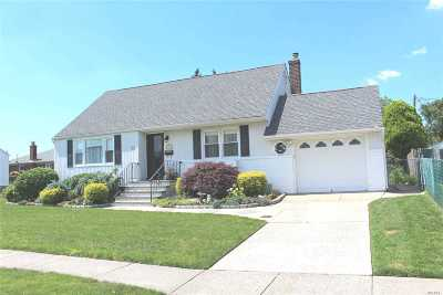 Hicksville Single Family Home For Sale: 89 8th St