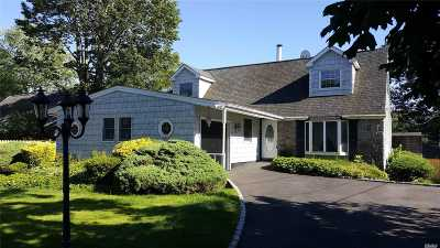 Selden Single Family Home For Sale: 450 Hawkins Rd