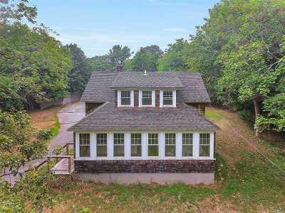 Calverton Single Family Home For Sale: 2410 River Rd