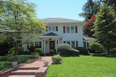 Westbury Single Family Home For Sale: 256 Asbury Ave