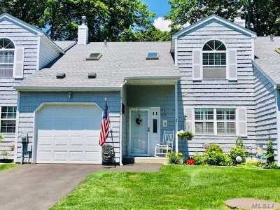 East Islip Condo/Townhouse For Sale: 3081 Union Blvd