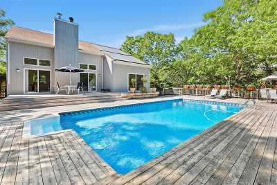 Hampton Bays Single Family Home For Sale: 38 Red Creek Cir