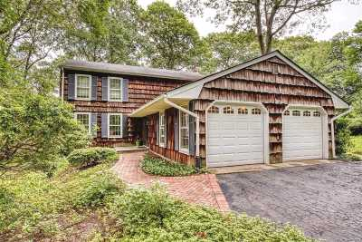 Stony Brook Single Family Home For Sale: 21 Hawks Nest Rd