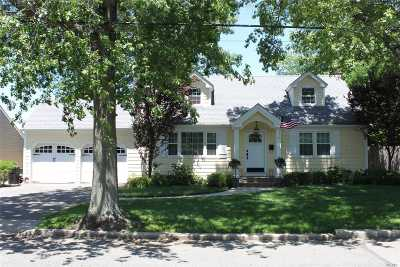 Wantagh Single Family Home For Sale: 3057 Valentine Pl