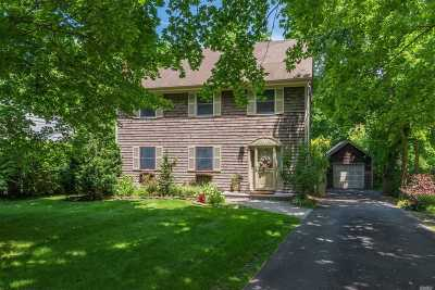 Setauket Single Family Home For Sale: 385 Main St