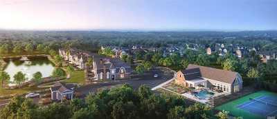 Huntington Condo/Townhouse For Sale: 111 Saddle Ridge Ln #6