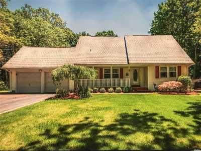 Nesconset Single Family Home For Sale: 25 Nesconset Ave