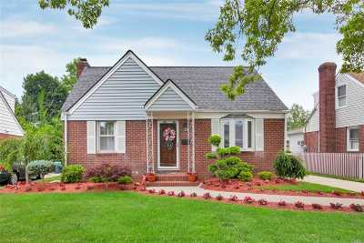 Williston Park Single Family Home For Sale: 165 Colonial Ave