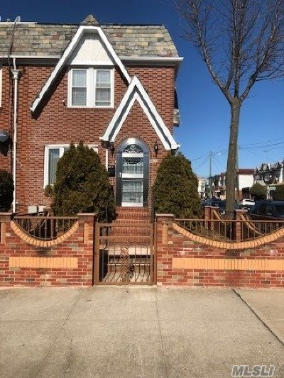 Brooklyn Single Family Home For Sale: 4523 Foster Ave