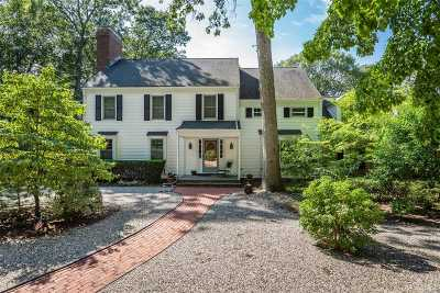 Smithtown Single Family Home For Sale: 4 Pond Path