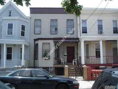 Brooklyn Single Family Home For Sale: 66 Doscher St