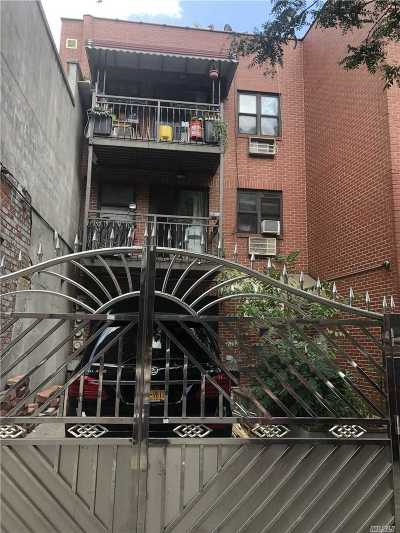 Jackson Heights Multi Family Home For Sale: 35-07 95th St
