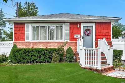 Massapequa Single Family Home For Sale: 261 N Kings Ave