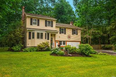Port Jefferson Single Family Home For Sale: 104 Dogwood Ln