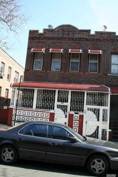 Brooklyn Multi Family Home For Sale: 75 E 94 St