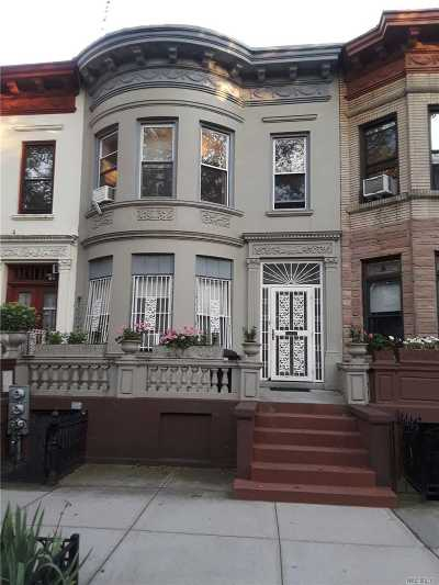 Brooklyn Multi Family Home For Sale: 192 Sterling St