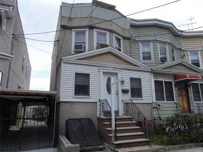 Woodhaven Single Family Home For Sale: 8730 77th St