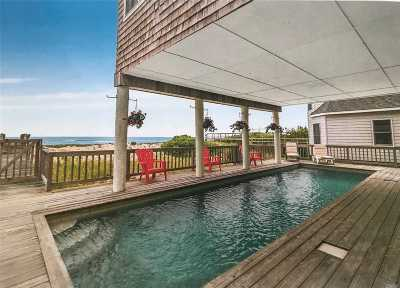 Westhampton Bch Single Family Home For Sale: 675 Dune Rd