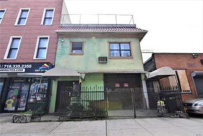 Long Island City Multi Family Home For Sale: 3509 31st Ave