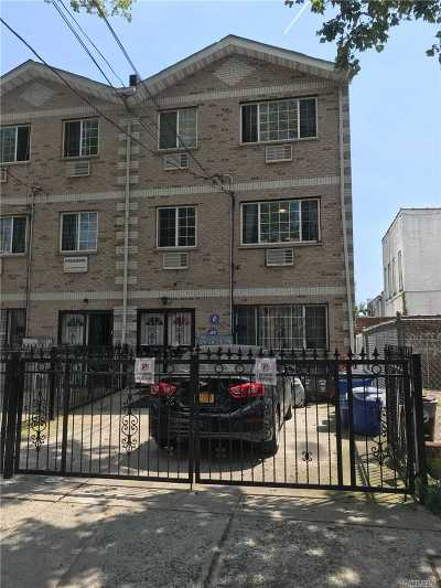 Brooklyn Multi Family Home For Sale: 859 Thomas S Boyland St