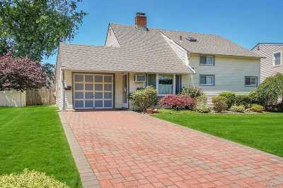 Levittown Single Family Home For Sale: 12 Family Ln