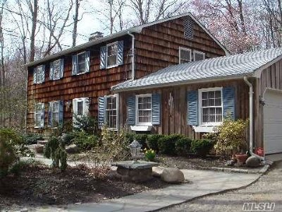 Nissequogue Single Family Home For Sale: 4 Steepbank
