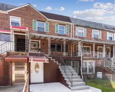 Brooklyn Multi Family Home For Sale: 348 Wortman Ave