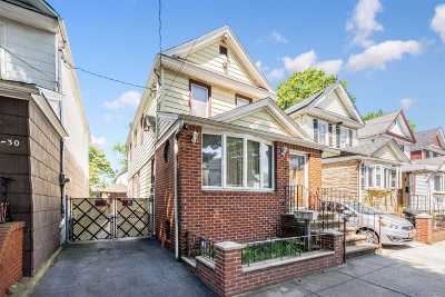 Woodhaven Single Family Home For Sale: 91-28 79th St