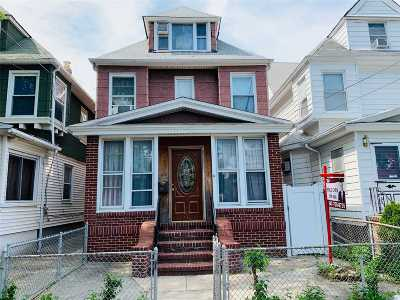 Woodhaven Single Family Home For Sale: 89-17 88th Ave
