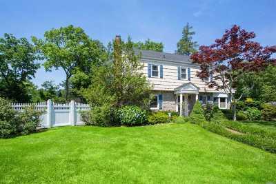 Hewlett Single Family Home For Sale: 158 Schenck Cir