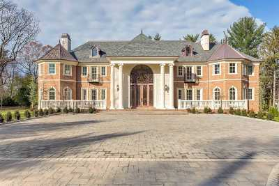 Old Westbury Single Family Home For Sale: 35 Clocktower Ln