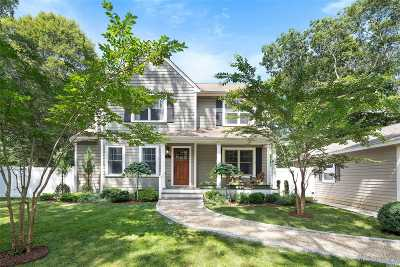 East Hampton Single Family Home For Sale: 18 Cedar Ridge Dr