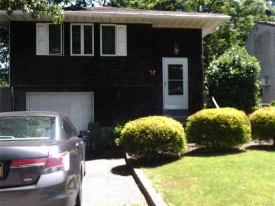Mastic Single Family Home For Sale: 39 Titmus Dr