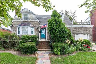 Lynbrook Single Family Home For Sale: 331 Peninsula Blvd