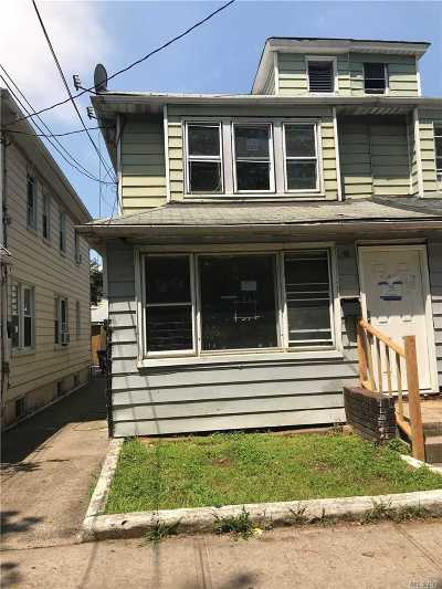 Woodside Single Family Home For Sale: 37-22 63rd St