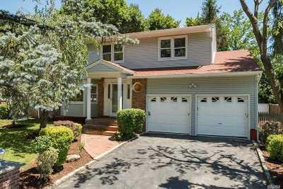 Roslyn Harbor Single Family Home For Sale: 17 Vine St