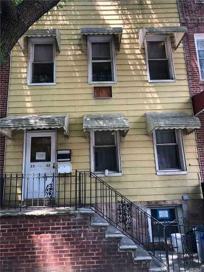 Long Island City Rental For Rent: 2540 32nd St #2 fl