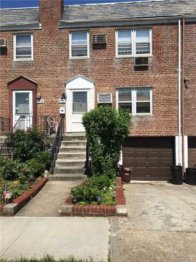 Flushing Single Family Home For Sale: 6721 198th St