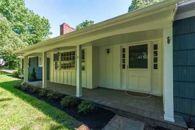 Stony Brook Single Family Home For Sale: 10 Woodfield Rd