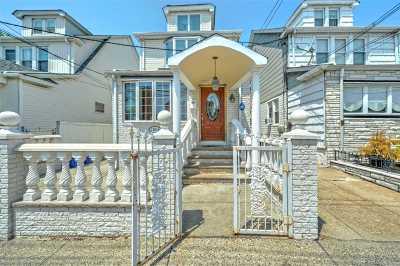 Ozone Park Multi Family Home For Sale: 138-16 Whitelaw St